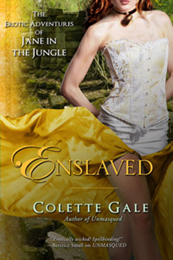 Enslaved by Colette Gale