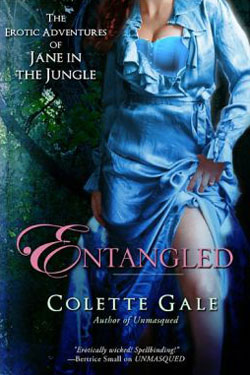Entangled by Colette Gale