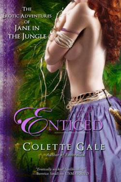 Enticed by Colette Gale