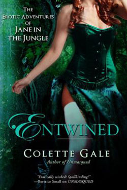 Jane in the Jungle: Entwined by Colette Gale