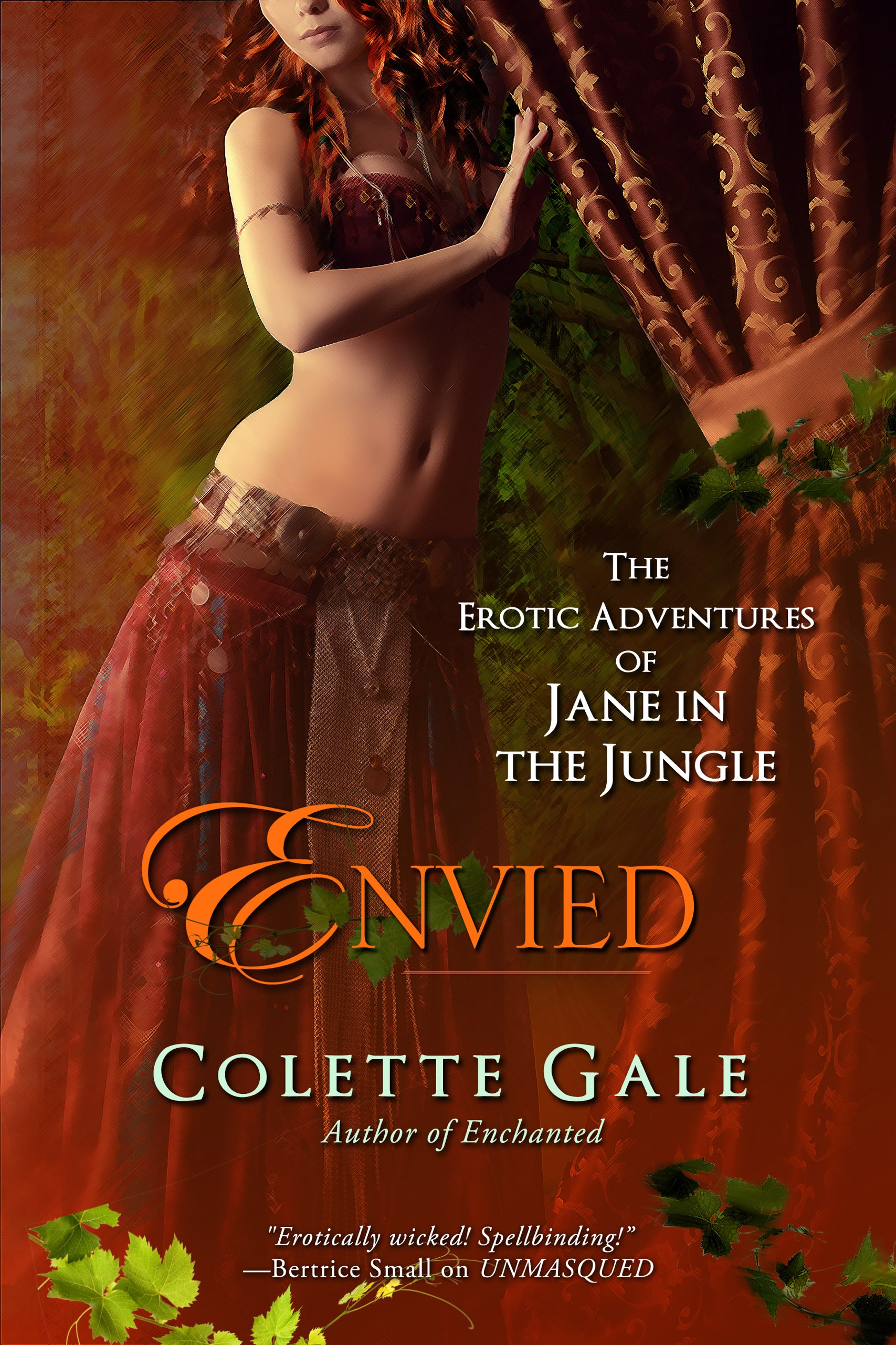 book cover of Envied: Jane's Decision